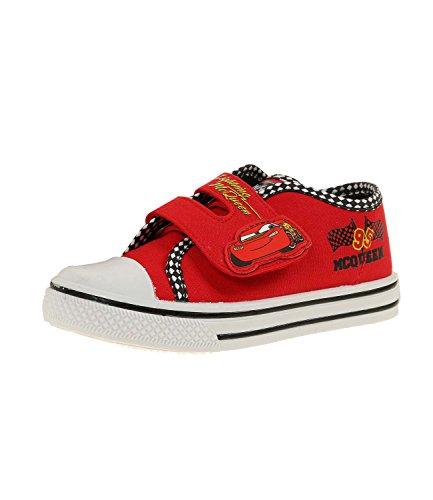 Disney Cars Jungen Sneaker 2016 Kollektion - rot Rot