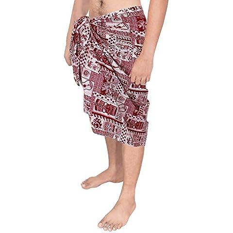 desgaste de la playa para hombre sarong pareo encubrimientos traje de baño playa de la piscina toalla