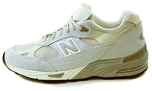 NEW BALANCE 991 CHAUSSURES taille US HOMME Blanc