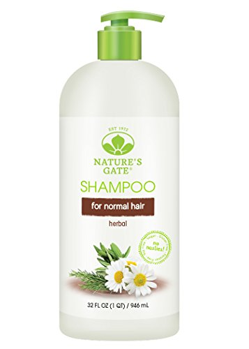 Nature's Gate Herbal Daily Cleanse Shampoo 946 ml