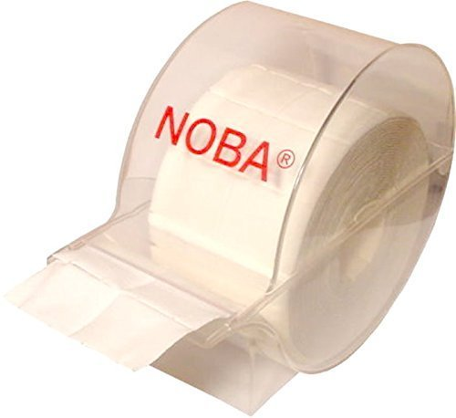 zellettenbox-500-1-roll-cellulose-swabs-sterile-nobazelltupf-per-roll-sterile-packed-by-noba