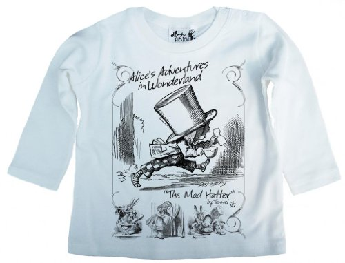 Dirty Fingers, der verrückte Hutmacher, Alice's Adventures in Wonderland Baby ()