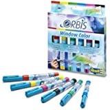 Orbis 30470 - Kinderairbrush - 6-er Patronen Set, Window Airbrush