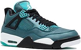 Nike Air Jordan 4 Retro 30th, Chaussures de Sport Homme, Vert
