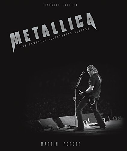 Metallica : The Complete Illustrated History