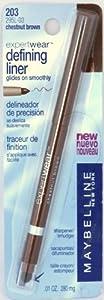 Maybelline Defining Liner Eye Pencil Eyeliner - Chestnut Brown 203