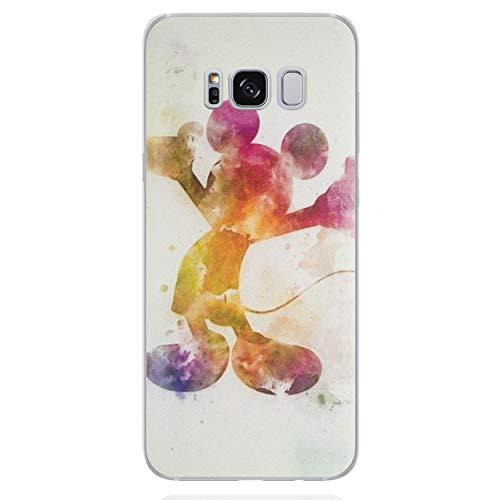 coque disney art galaxy s6