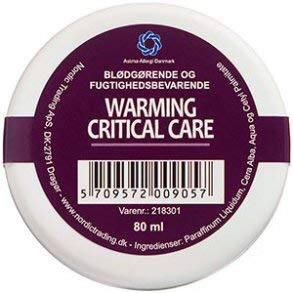 Dr. Warming Critical Care - 85% - 80 ml. krukke