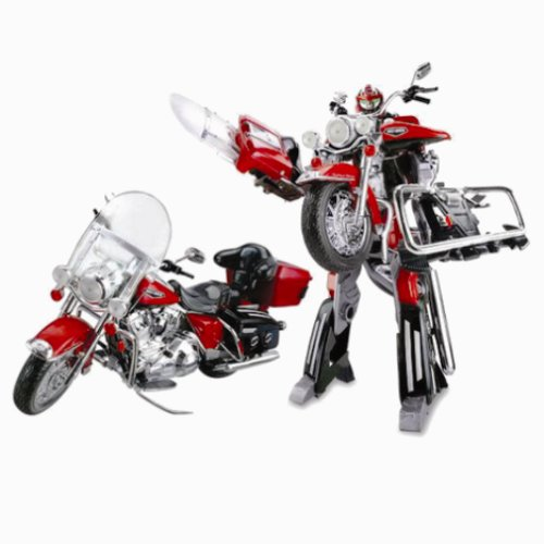 oadbot 1:8 Harley - Davidson FLHRC ()