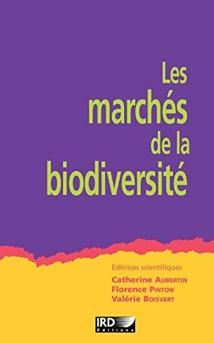 Livre gratuits Les marchés de la biodiversité epub pdf