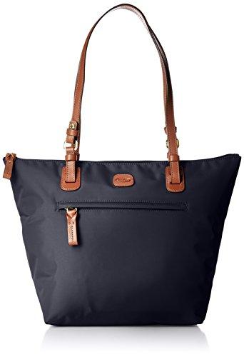 Mittelgroßer 3-in-1-Shopper X-Bag, Einheitsgröße.Ocean Blau -
