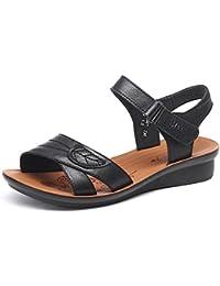 KPHY Scarpe da donna/Sandali Sportivi Donne A Fondo Piatto Di Scarpe Da Donna Velcro I Sandali.39…