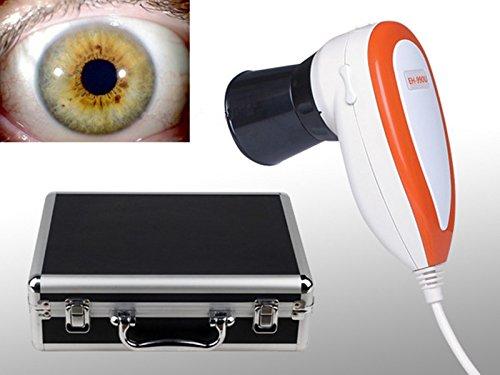 Diagnostik Zubehör (CareforYou Infrarotkop/Iridologie-Kamera-Analysator mit Pro Software (mit 30 x Iris))
