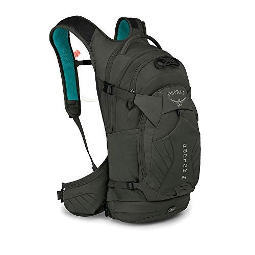 Osprey Raptor 14 Men's Hydration Pack with 2.5L HydraulicsTM LT Reservoir - Cedar Green (O/S)