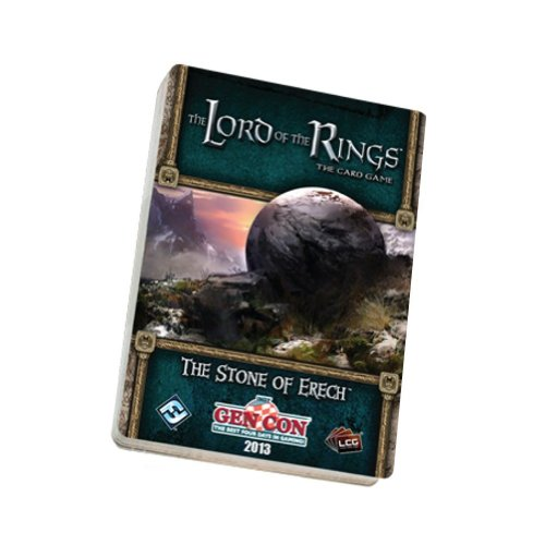 The Lord of the Rings Lcg: The Stone of Erech Standalone Quest [importato da UK] - Signore Di Pietra Set