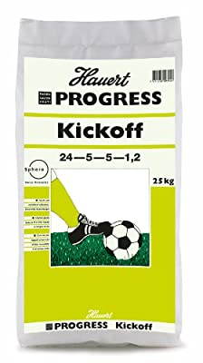 Hauert HBG Dünger 104625 Progress Kickoff Rasendünger 25 kg für 1000 m² von Hauert HBG Dünger AG bei Du und dein Garten