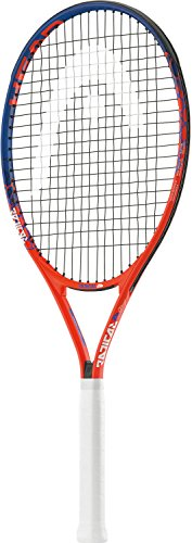 HEAD Kids' Radical Tennis Racket, Orange/Blue,  26 Inch (10+ Years)