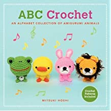 By Hoshi, Mitsuki ( Author ) [ ABC Crochet: An Alphabet Collection of Amigurumi Animals By Jun-2014 Hardcover