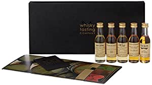 Whisky Tasting Company Sample Set Regions of Scotland, 5 x 3 cl