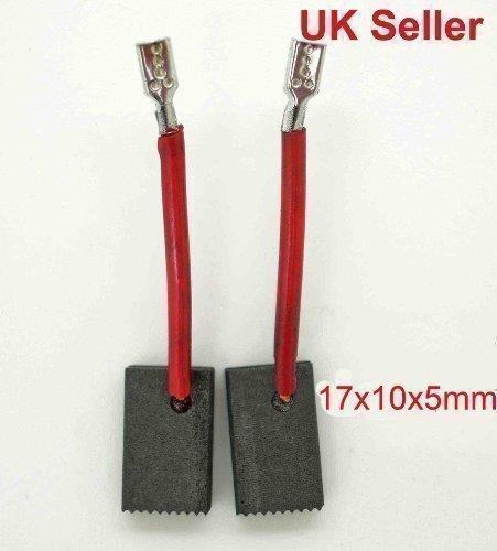 Preisvergleich Produktbild EcoliteLED - Bosch Schleifer Kohlebürsten GWS 7-115 (1 Paar) BS6