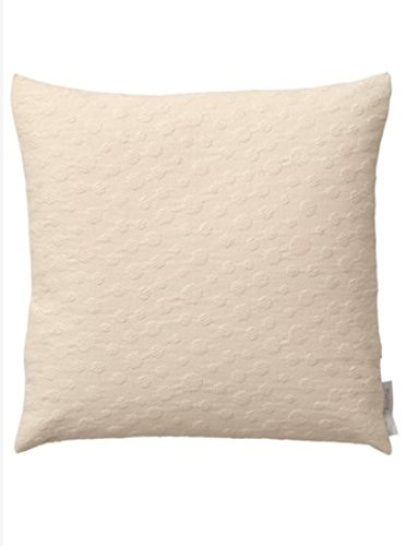 heine home 2er Set Zierkissenhülle Couch Dekokissen Jacquard Muster 40 x 40 cm