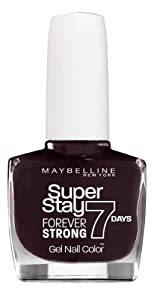 Maybelline SuperStay 7 Days Gel 788 Cocoa Nail Color 10 ml