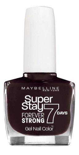 Nagellack Superstay 7 Days (Schwarzen Nagellack Gel)