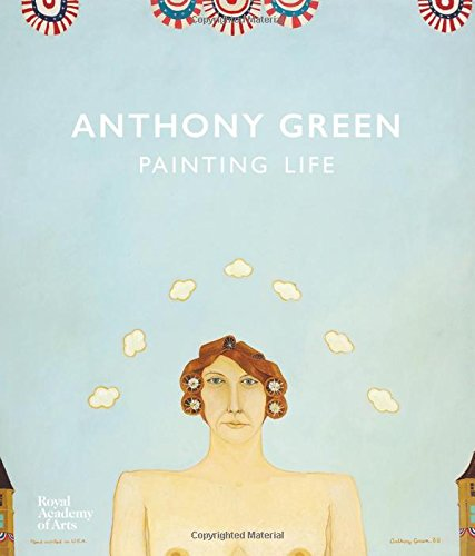Anthony Green: painting life par Martin Bailey