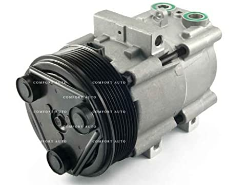 New AC Compressor With 1 year Warranty: 1997 - 2007 Ford F150 F250 F250 SUPER DUTY F350 SUPER DUTY F450 SUPER DUTY F550 SUPER DUTY Pickup by UNIVERSAL AIR