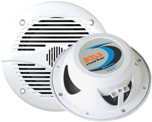 Boss Marine Lautsprecher 200 Watt MR 60 Runde Marine-lautsprecher