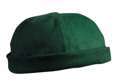 6 Panel Chef Cap/Myrtle Beach (MB 022), dark-green