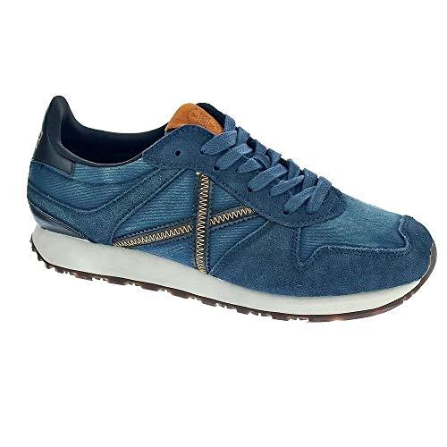 Munich Massana, Zapatillas Deporte Hombre, Azul 341