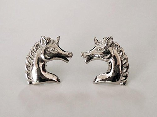 Sovats-Unicorn-Earring-For-Women-925-Sterling-Silver-Rhodium-Plated-Simple-Stylish-Stud-EarringsTrendy-Nickel-Free-Earring