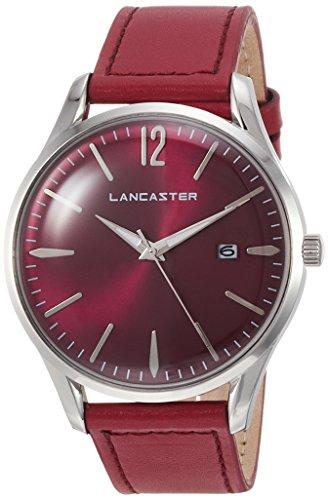 """Lancaster Paris """"Heritage"""" reloj de pulsera burderos hombre"""
