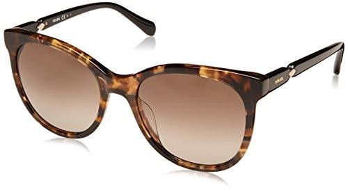 Fossil Herren FOS 2074/S Sonnenbrille, Braun (LT HAVANA), 54