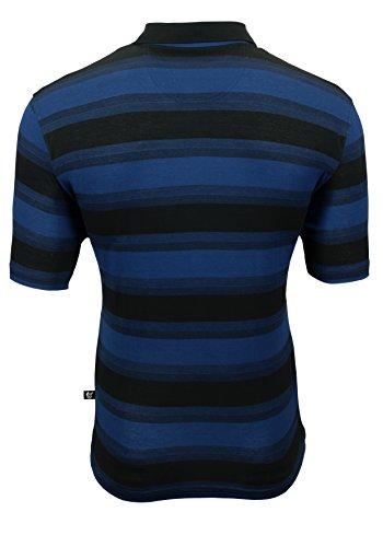 hajo Polo & Sportswear Poloshirt Schwarz