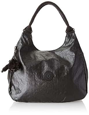 Kipling Women's Bagsational Shoulder Bag (Lacquer Black)