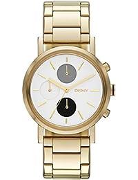 Reloj Dkny Donna Karan Soho Ny2147 Mujer Blanco