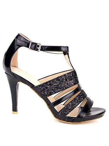 Cendriyon, Escarpin noir MELISSA Chaussures Femme Noir