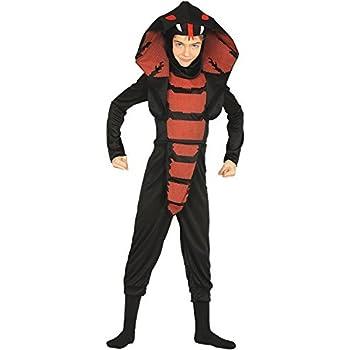 dae826563 Boys Girls Cobra Ninja Japan Snake Halloween Horror Scary Fancy Dress  Costume Outfit 3-12 Years (3-4 Years) Sc 1 St Amazon UK