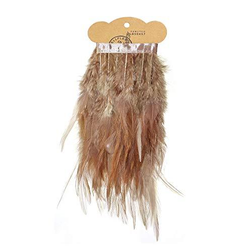 Kind Kamel Kostüm - Ruby - Federn Band ideal als Dekoration zum karnival für Halloween, fest Masken, kostüme und basteln für Kinder, sicher und ungiftig (Kamel)