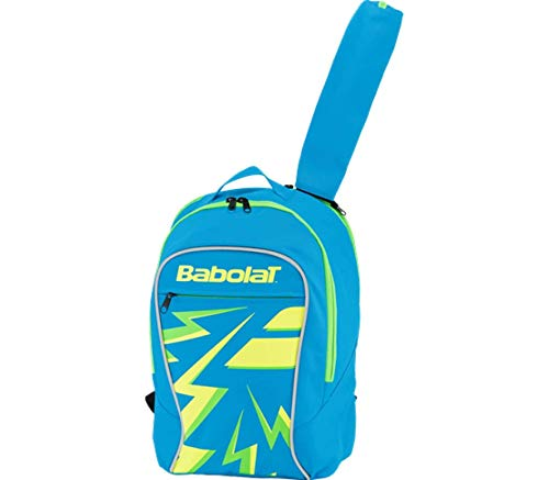 Babolat Backpack Junior Club Rucksack, Blau, 68 x 40 x 20 cm