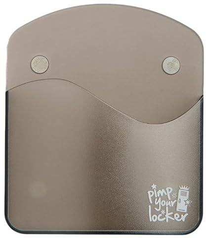 Magnetic Pen Holder / Pencil Pot for Whiteboard, Locker, Fridge,