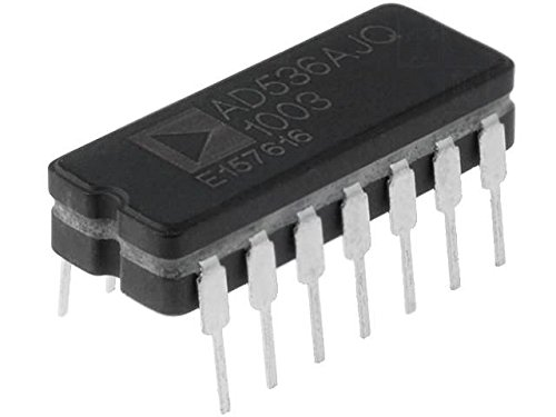 AD536AJQ Integrated circuit RMS/DC converter 500mW 5÷36VDC