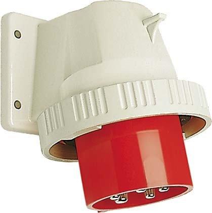 Walther Werke Anbaugerätestecker 32A 639504 5P 110V 4h IP67 CEE-Gerätestecker 4015609165940