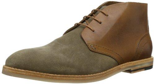 Hudson Houghton, Boots homme Marron (Tan)