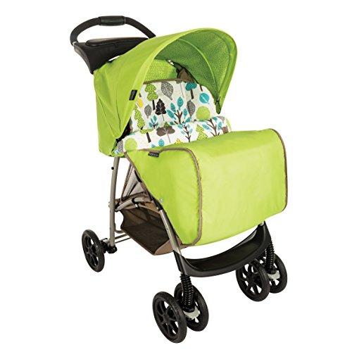 Graco Mirage + Kinderwagen mit Tablet Eltern/Schürze