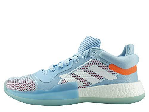 adidas Marquee Boost Low Herren Basketballschuh, Größe 43 1/3