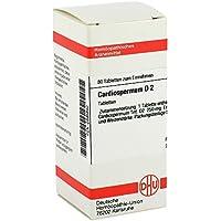 Cardiospermum D 2 Tabletten 80 stk preisvergleich bei billige-tabletten.eu