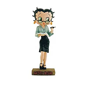Betty boop - - Figurine Betty Boop Institutrice - Collection N°7